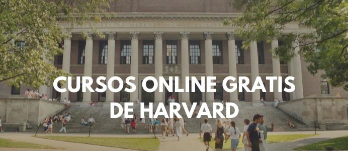 Cursos Online De La Universidad De Harvard Gratuitos Interuniversidades