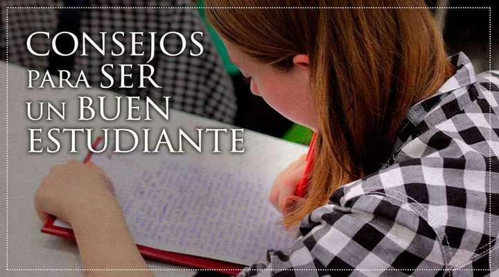 10 consejos para ser un buen estudiante -