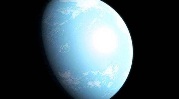 """Hallan una """"súper-Tierra"""".Podría albergar vida a 31 años luz. -"""