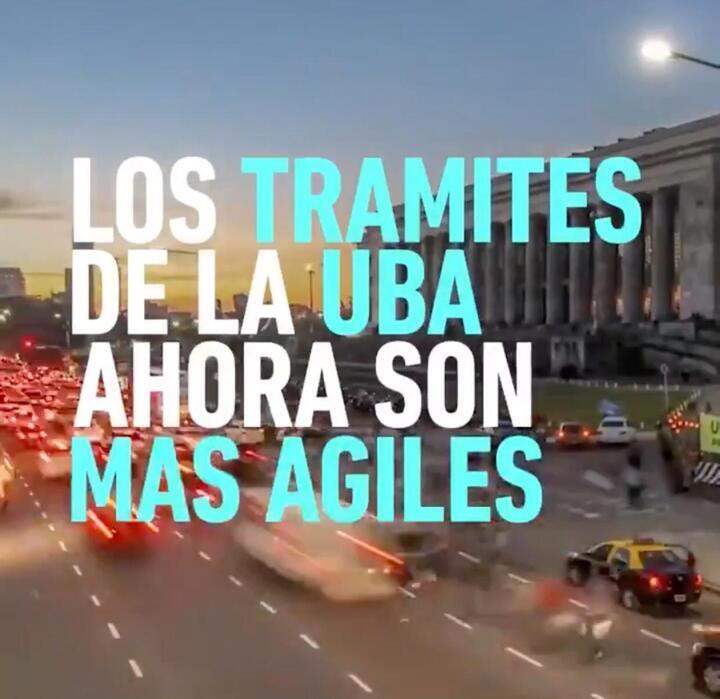 AHORA EL INGRESO A LA UBA ES POR INTERNET !!! -