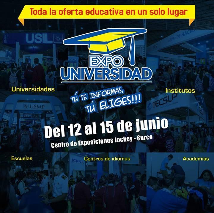 ExpoUniversidad 2019 -