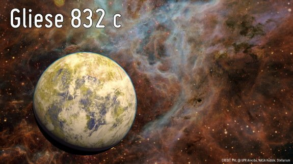 Descubren un planeta habitable... -