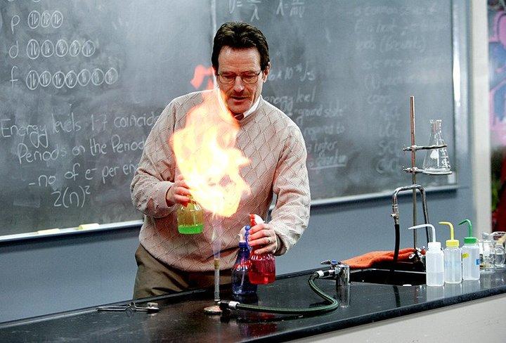 Aprende Química de la forma más divertida!