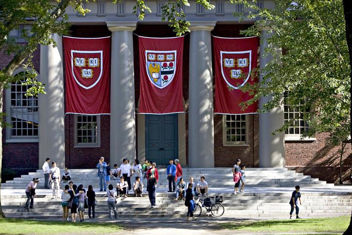 Objetivo: ingresar en Harvard -