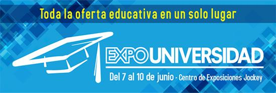 ExpoUniversidad | Del 7 al 10 de junio 2017