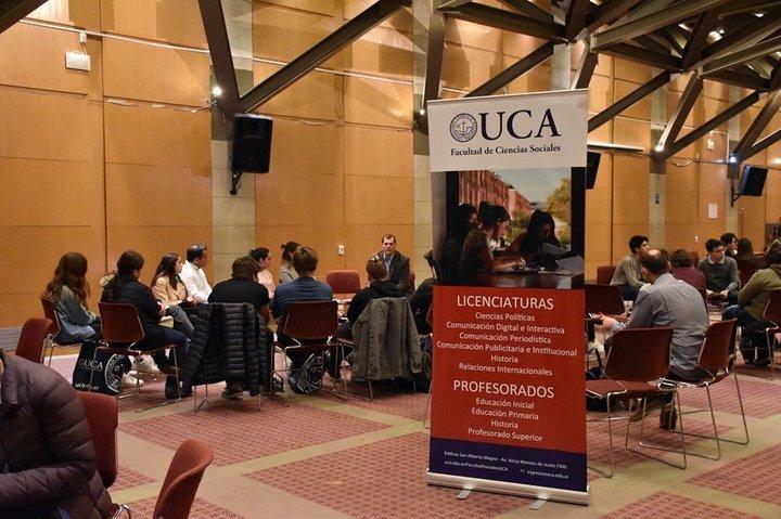 Evento: Experiencia UCA - Todas las carreras en un solo lugar -