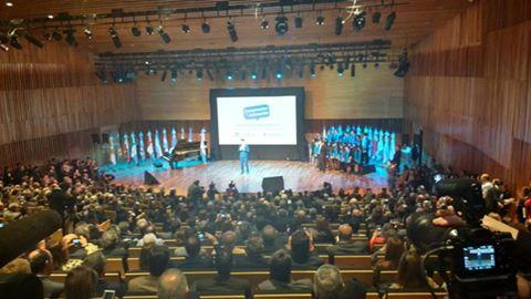 El CRUP participó del Compromiso por la Educación convocado por el presidente Mauricio Macri