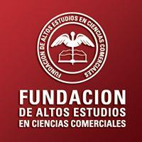 Fundación de Altos Estudios en Ciencias. Comerciales